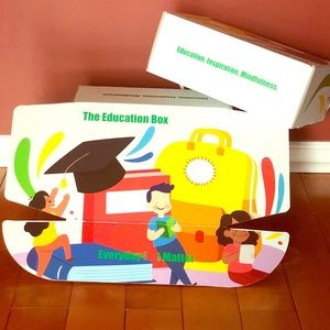 The Education Box. 7+ educational resources!